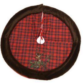 Base albero scozzese – con renna