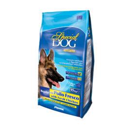 Special dog regular • pollo fresco • 15 kg