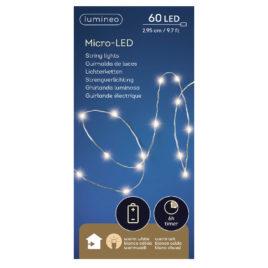 Micro LED • 60 LED • 2.95 m • LUCE naturale