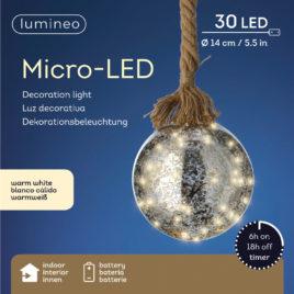 Pallina • 30 LED • ø 14 cm