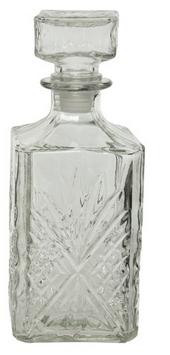 Bottiglia vetro con tappo