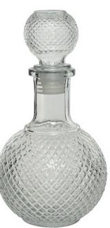 Bottiglia tonda