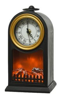 Orologio con fuoco