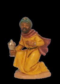 Re Magio Gaspare tipo legno cm.10