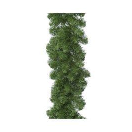 Festone verde d.25 lung.270cm.