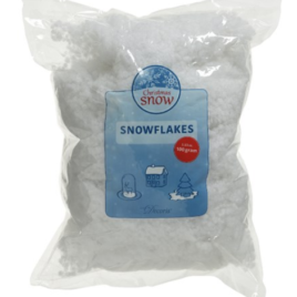 Neve bianca grammi 100