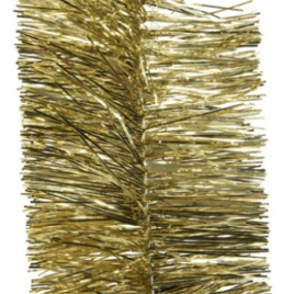 Festone cm 270 oro chiaro