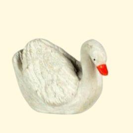 Cigno in resina cm 3,5